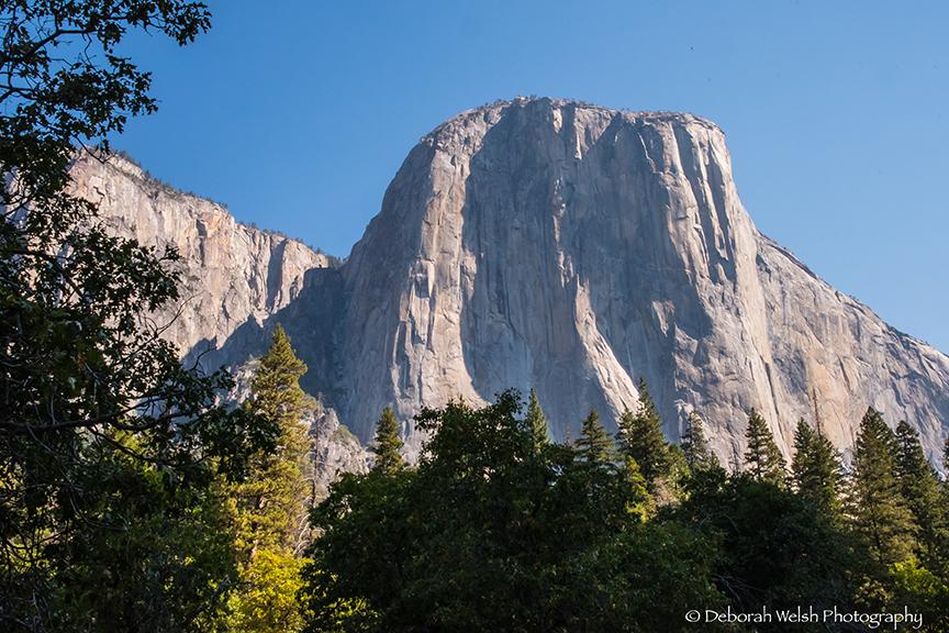 El Capitan in the fall, 9/18