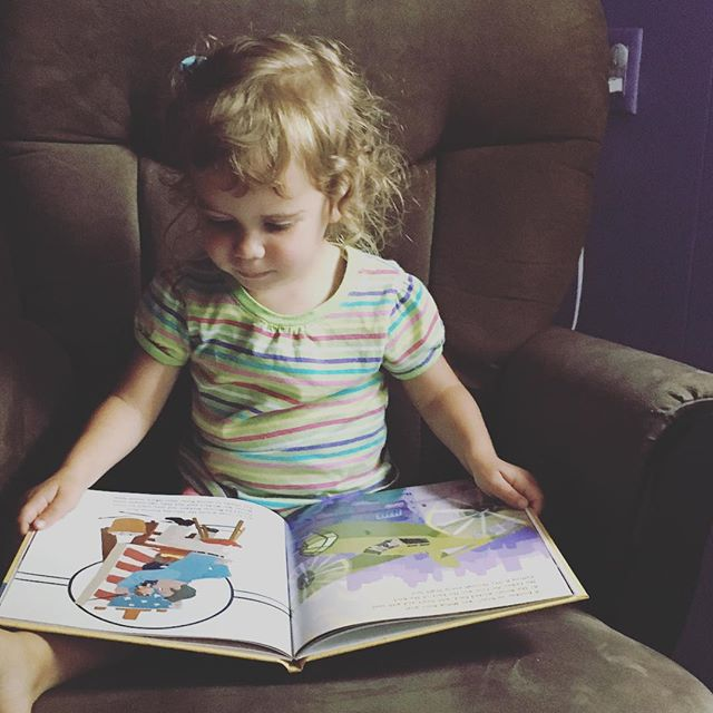 We love getting photos of kids with Rosie, a Detroit Herstory. This brilliant three year old is a big fan according to her auntie. . #rosietheriveter #Rosie #WorldWarII #Costume #TributeRosie #RosieAdetroitherstory #detroitherstory #detroit #book #youngadultbooks #childrensbook #nonfiction #wsupress @wsupress #bookcharacter #womenwarworkers #detroitwoman #reading #outfit #historicaloutfit #rosietheriveter #writer #instabook #yaauthor  #book #tributerosies #michigan #bedtime #bedtimestory