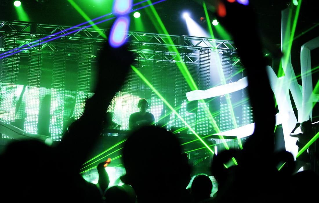 DJ Darude - The Fillmore Auditorium
