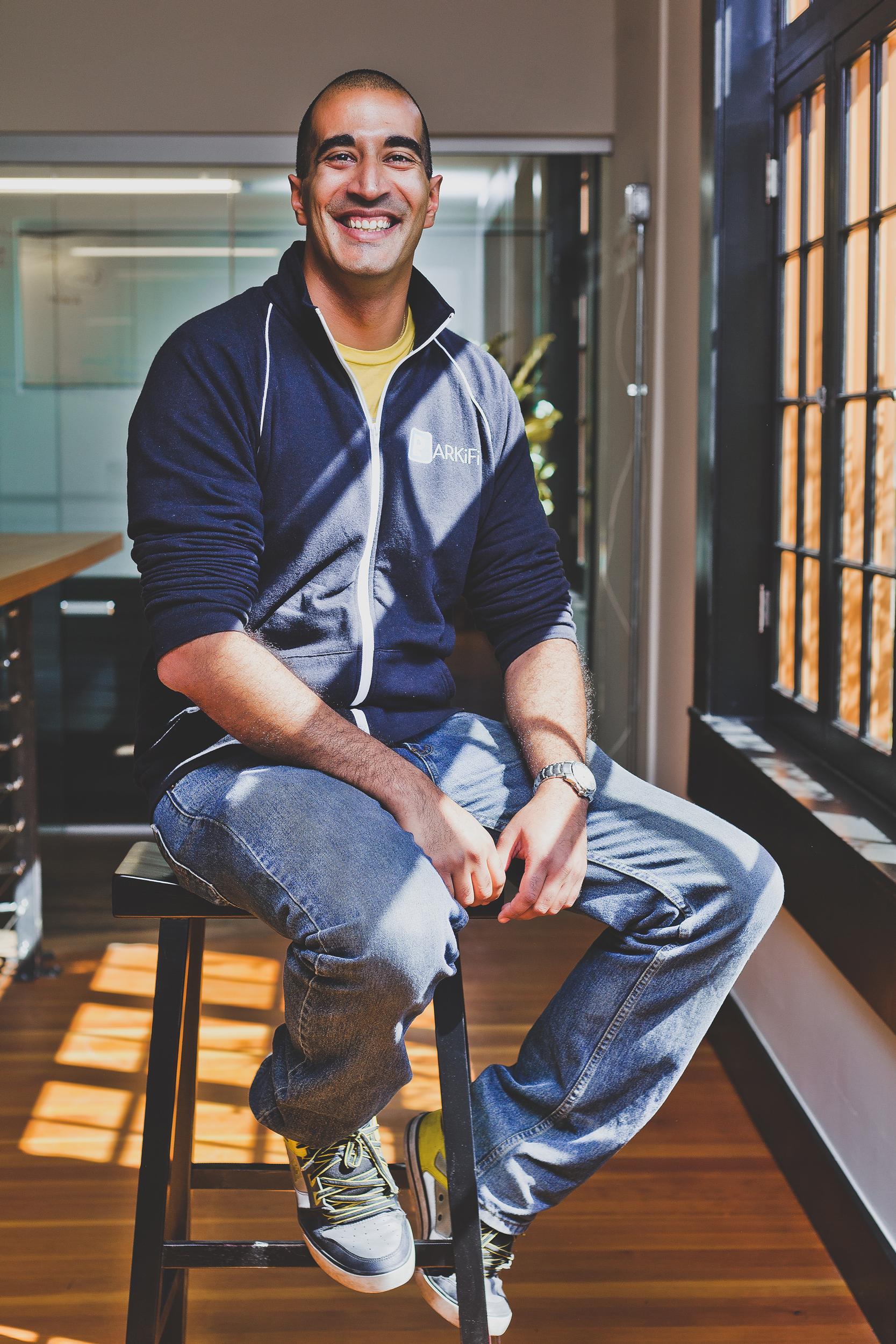 Rishi Malik, Parkifi Co-Founder & CTO
