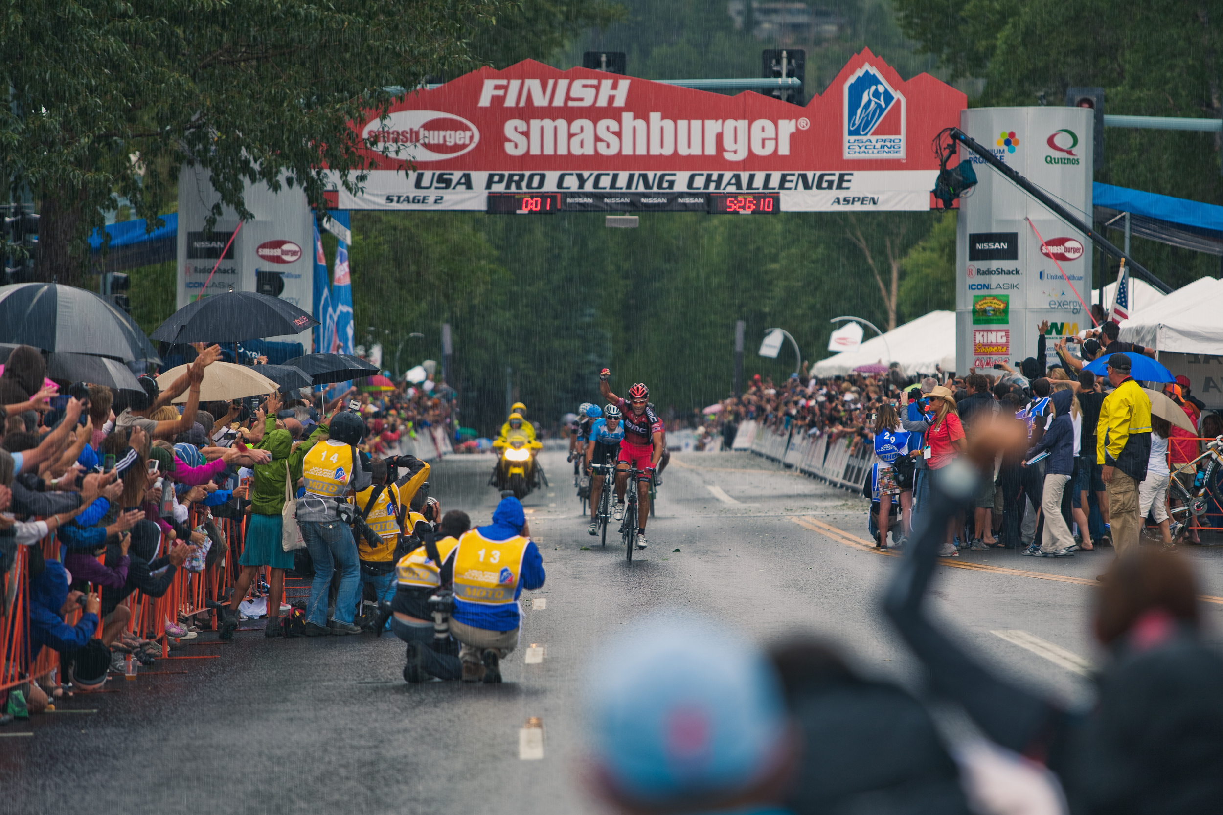 USA Pro Cycling Challenge - Aspen Finish