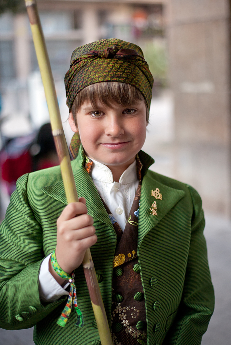 Boy of the Magdalena - Castellon de la Plana, Spain