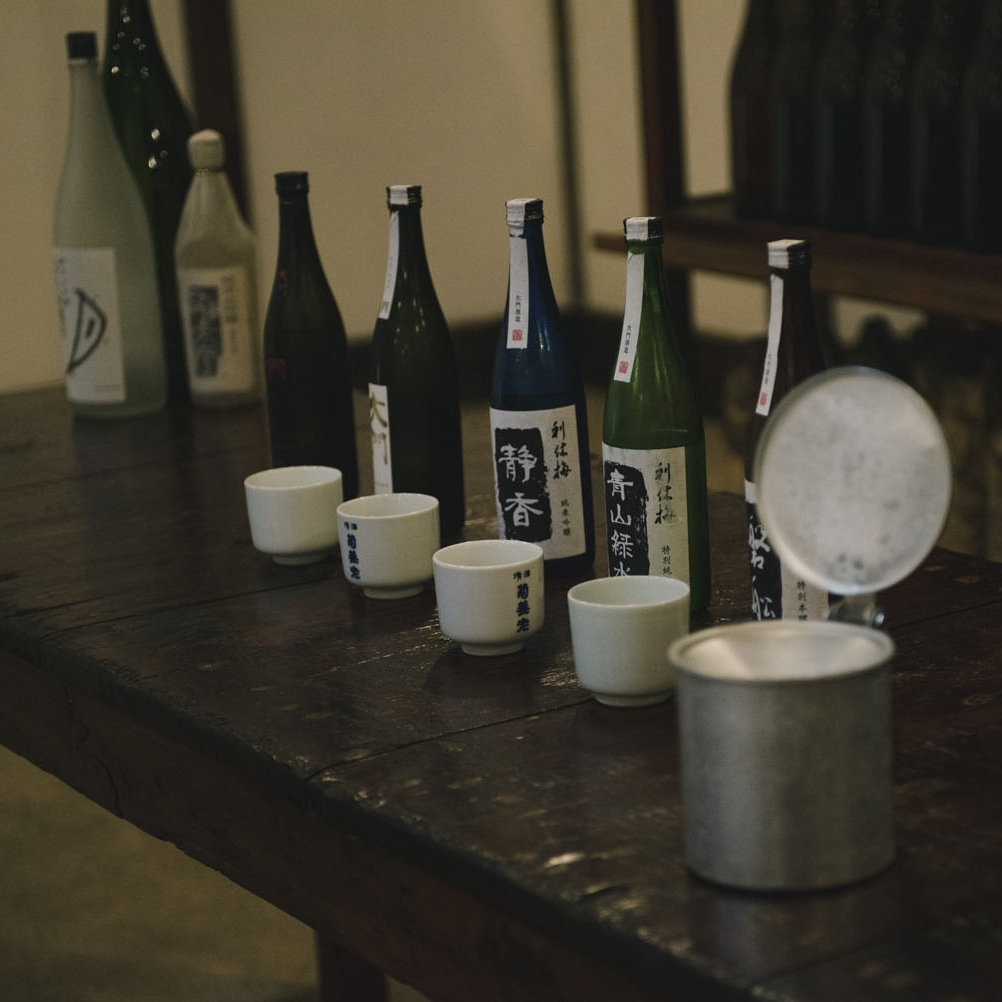 Trying sake from a local brewery is a must-do.