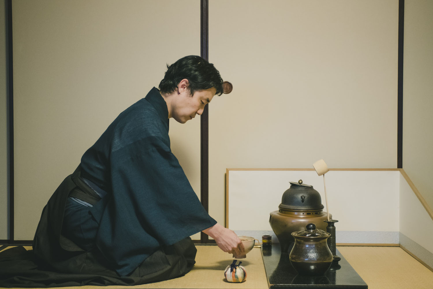 Tea Ceremony - Kyoto
