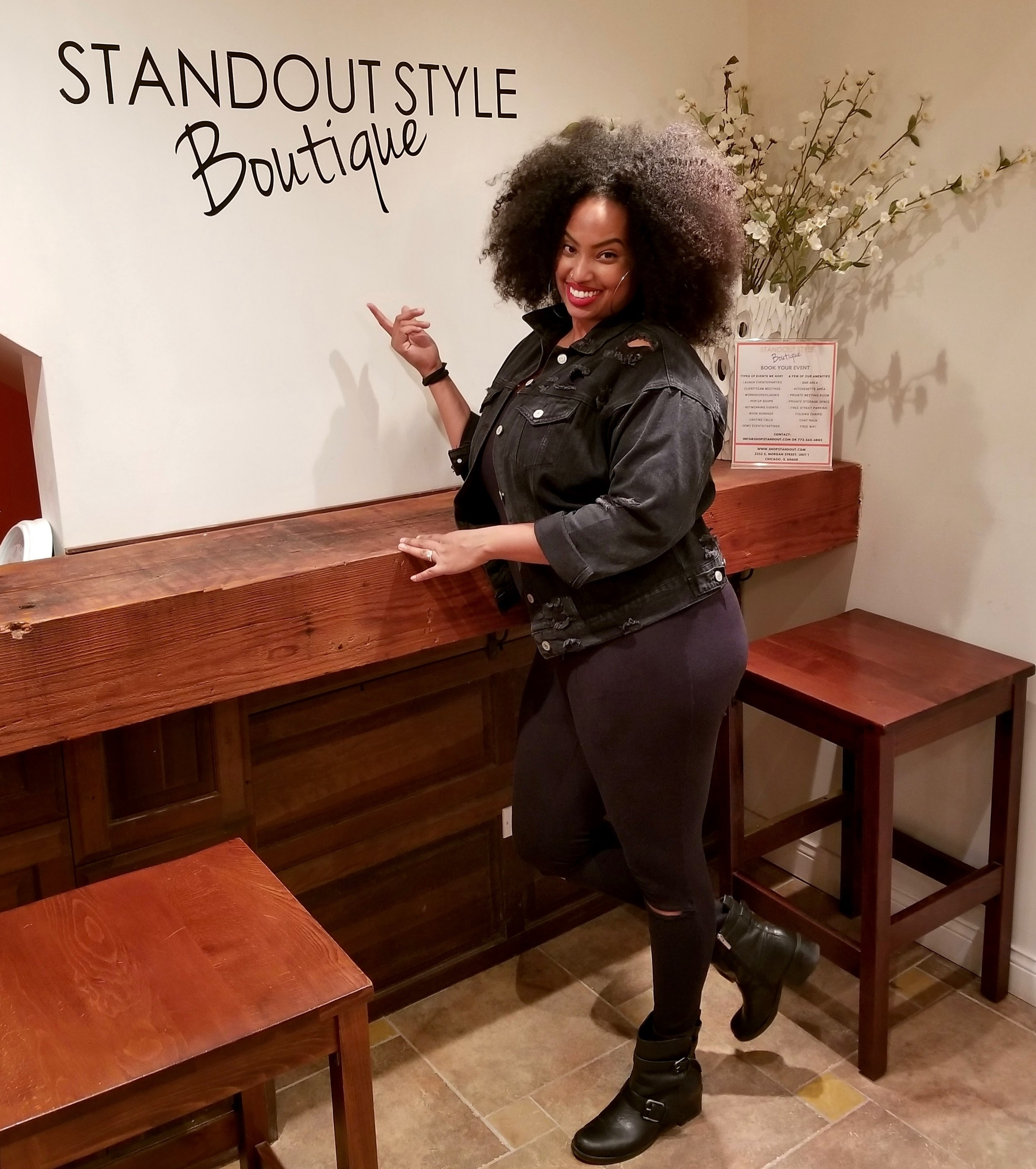 Tamika Standout Style
