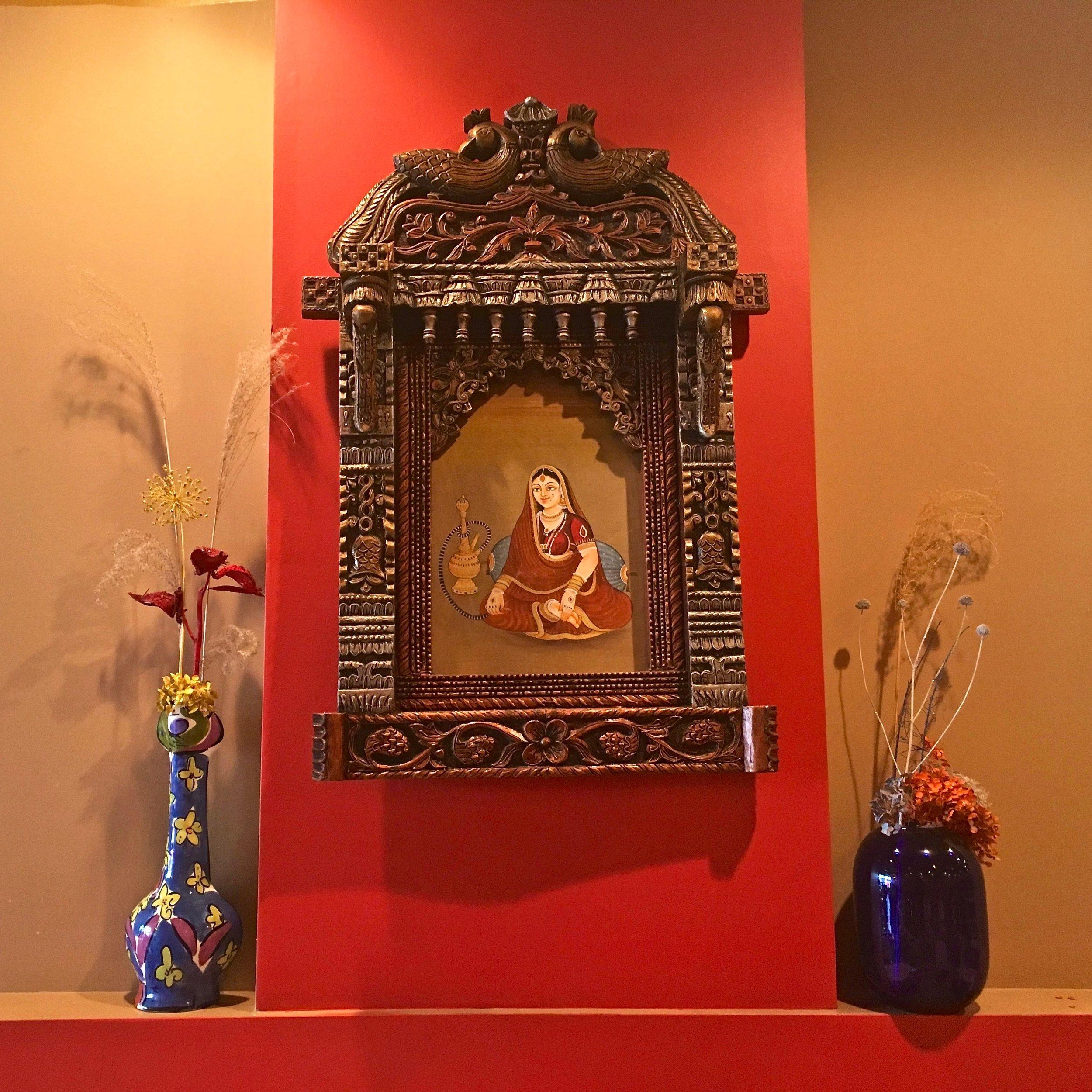 Hema's Kitchen women owned Indian food restaurant
