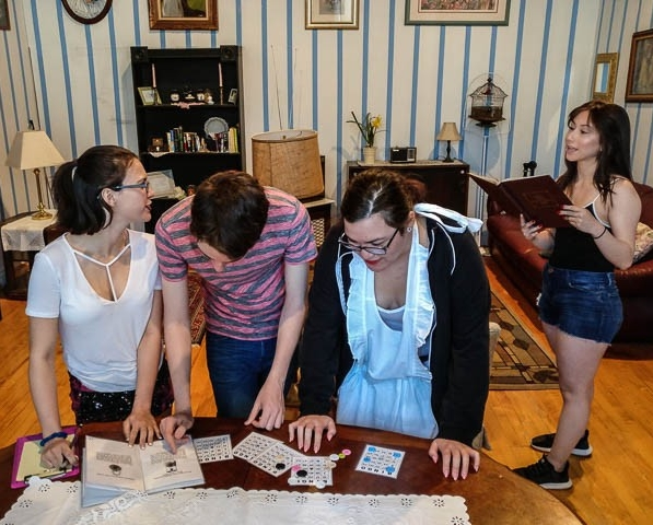 Tickets to A story-driven escape room - Escape rooms handcrafted by local Chicago artisans with custom puzzles you won't find anywhere else, visit them at Escape Artistry.