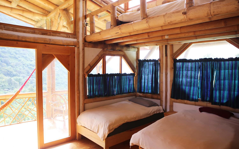 Shared room view Bambu house.jpg