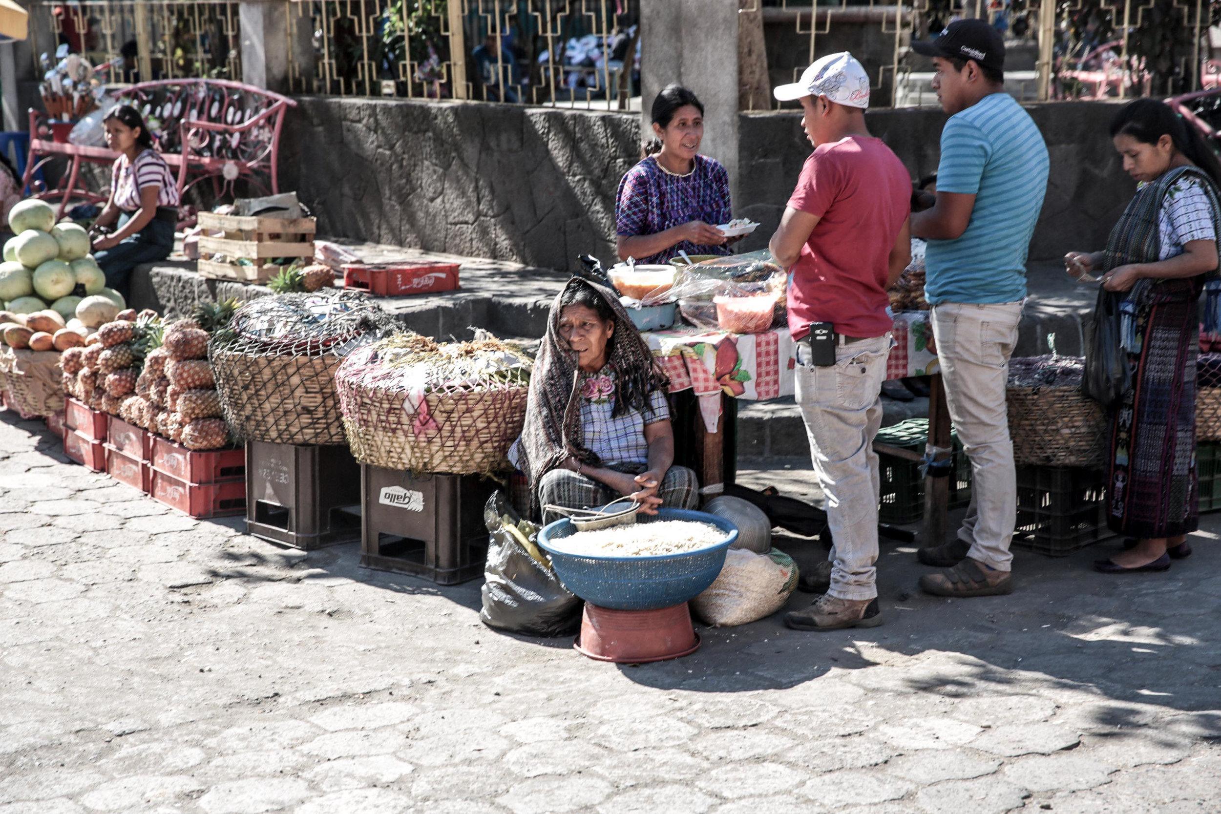 Santiago market, things to do, cultural activities, activities, Bambu Guest House, Tzununa, Lake Atitlan, Guatemala, Central America