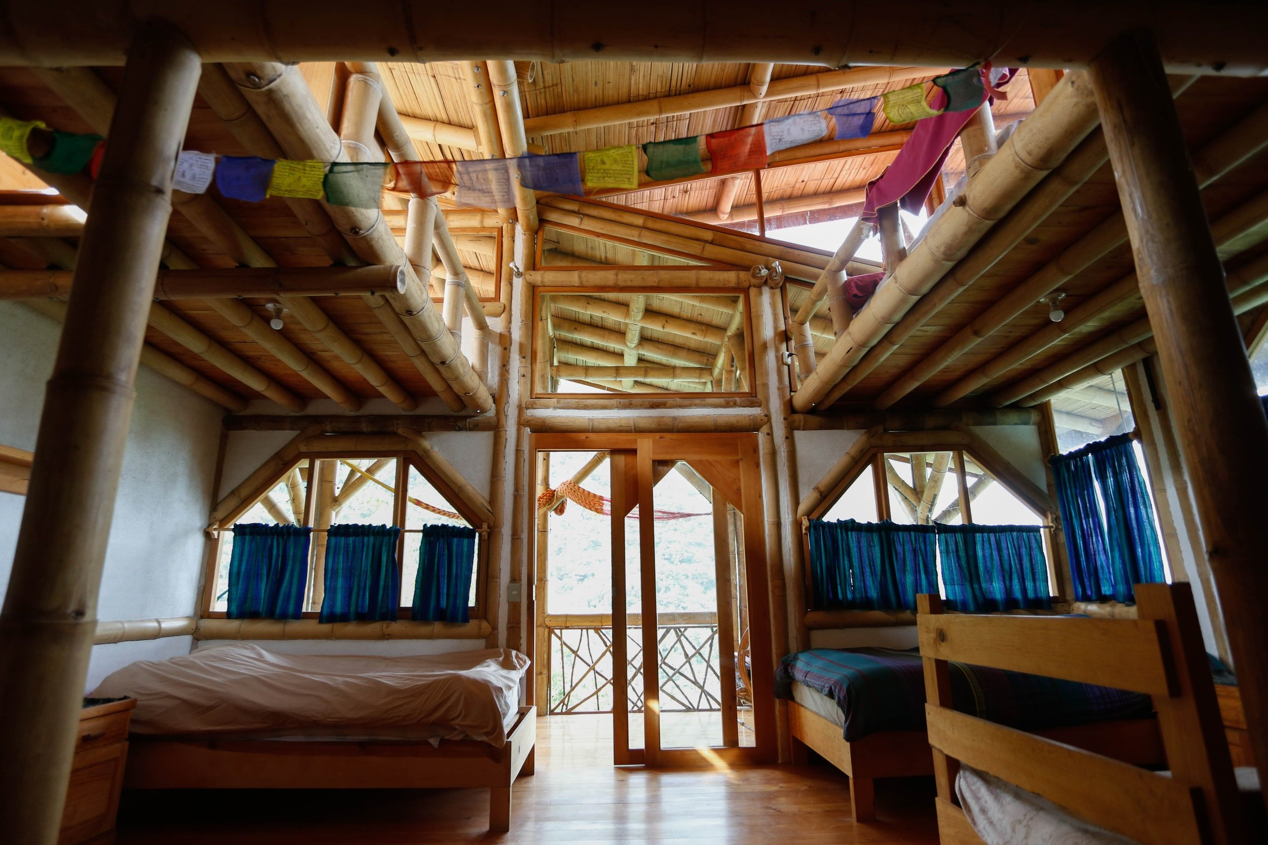 Loft, Bambu Guest House