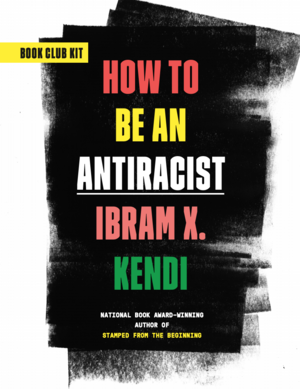 Book cover - How to be an antiracist