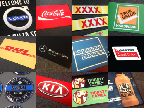 Standout Mats are    trusted by many great brands   . Contact us now for a quote and more information on our products.