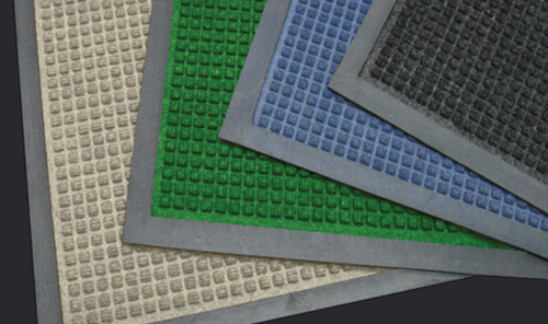 Standout Mats is now offering WaterHog Classic, in a range of colours. We highly recommend these mats for all businesses and schools.