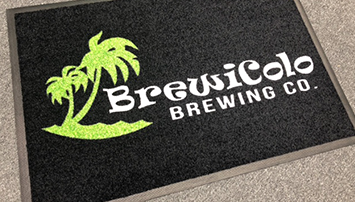 Personalised Door Mats to promote your Brand    Standout Mats Printed Entrance Logo Mats  are a great way of promoting your brand or a nice way of welcoming people to your showroom. So do yourself a favour and contact us now for a competitive quote on these stunning printed door mats.