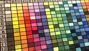 Stunning Colours   We offer over 280 standard colours within our colour range. If you require a special colour to be printed, we can mix the colour to your required specifications for a small, additional fee. Thus we can colour match to PMS colours, colour chips or other printed materials.