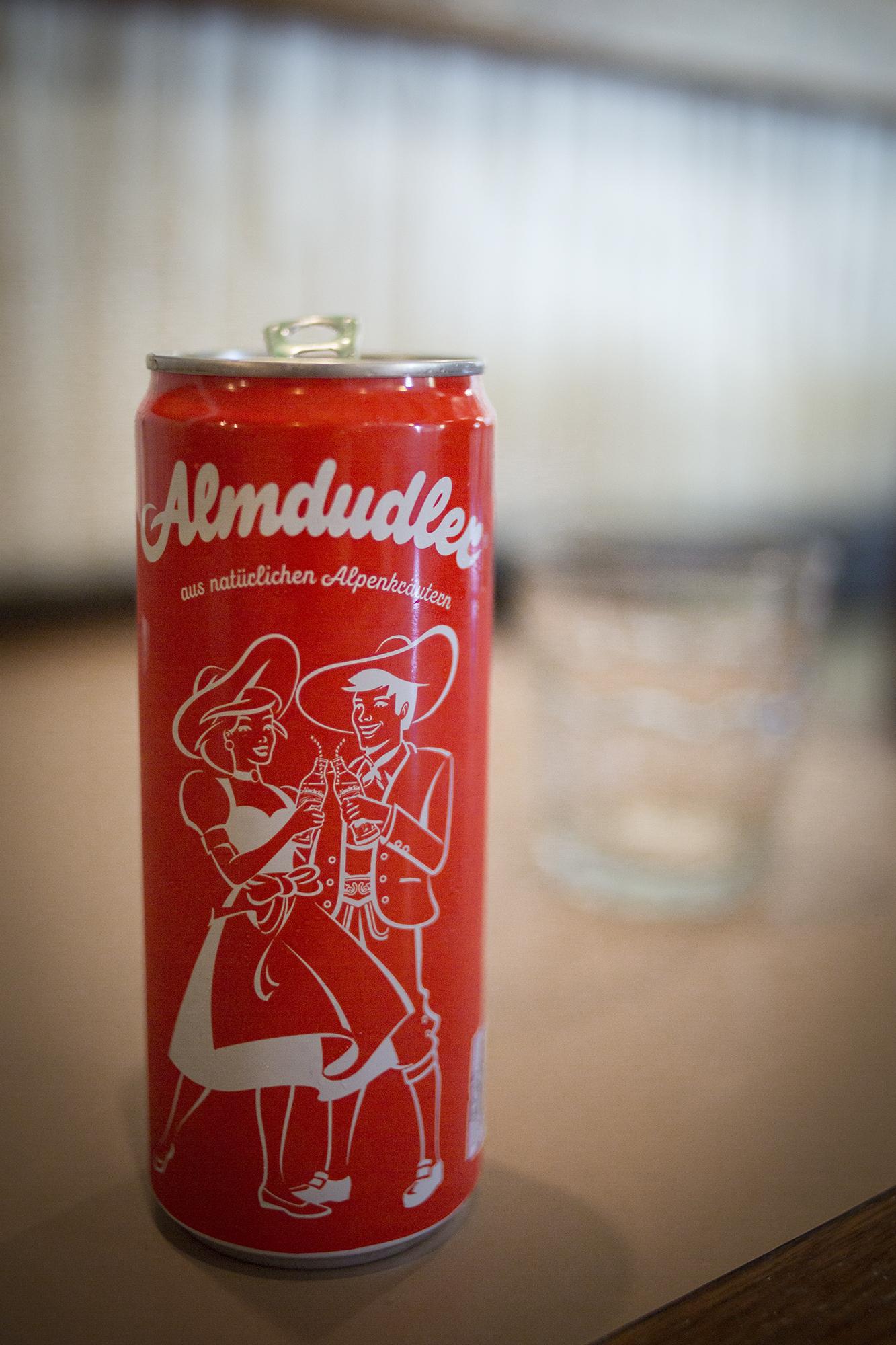 Almdudler's Austrian Lemonade