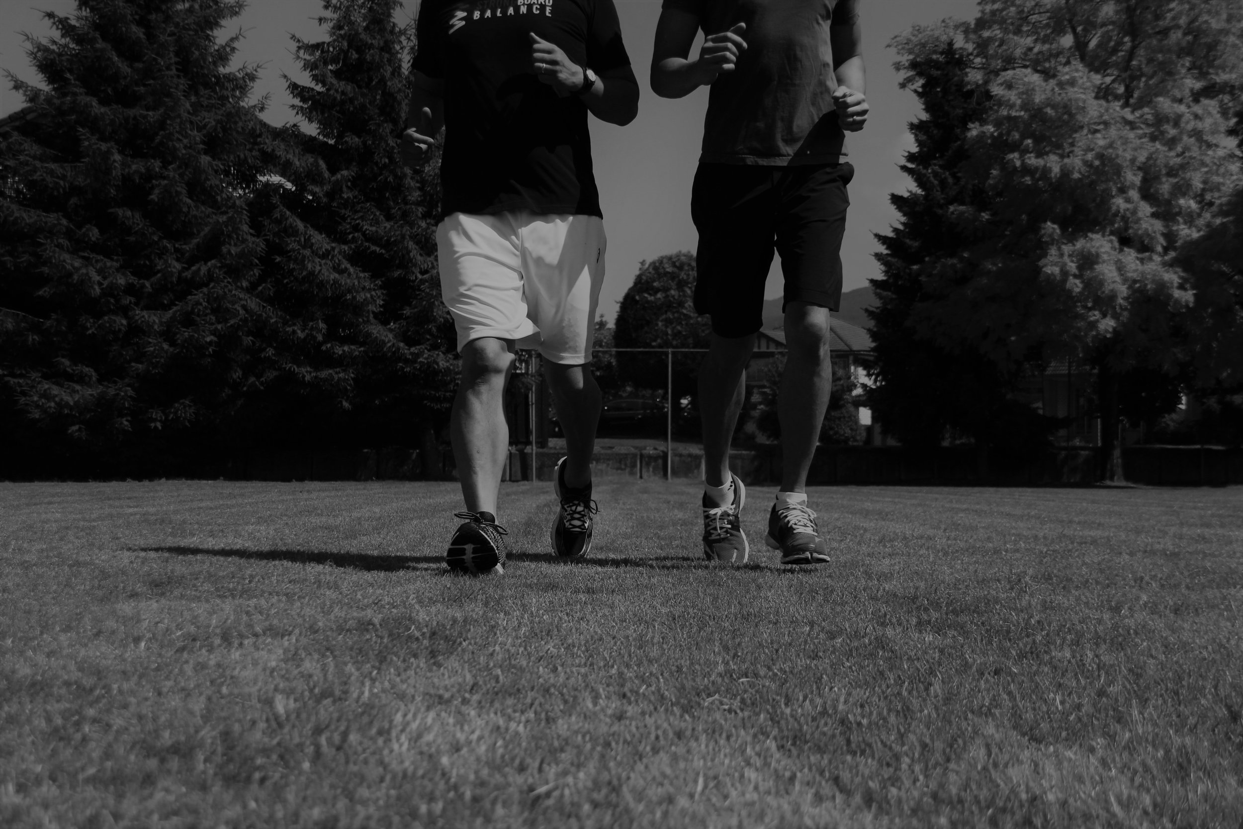 INDIVIDUALIZED RUNNING ASSESSMENT -