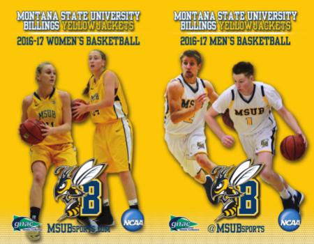 Montana State Sport Schedule Card