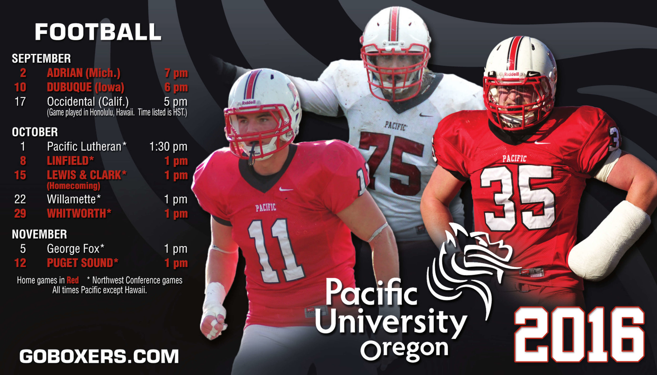 Pacific University Magnet