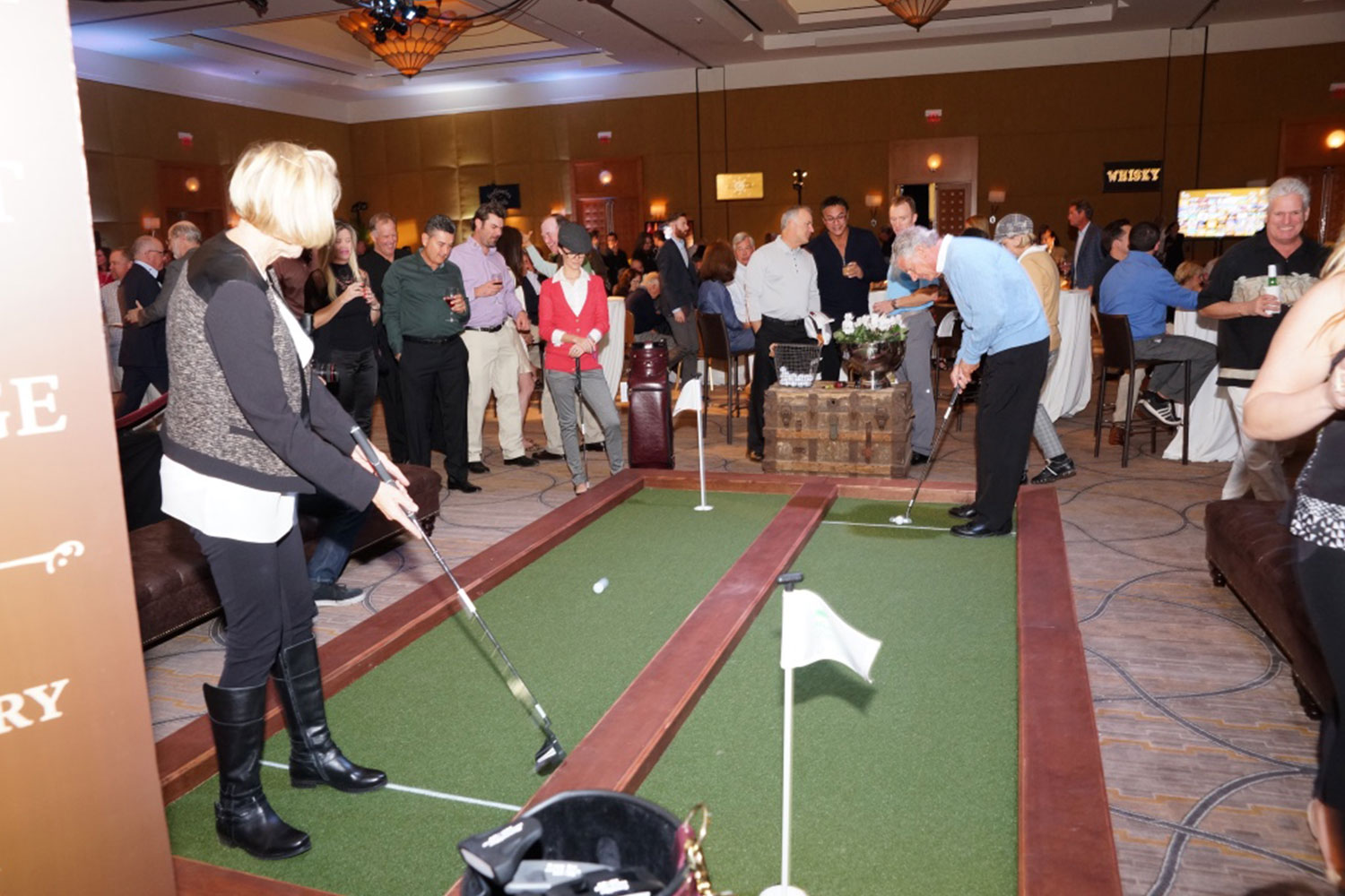 HUMANA CHALLENGE PAIRINGS PARTY