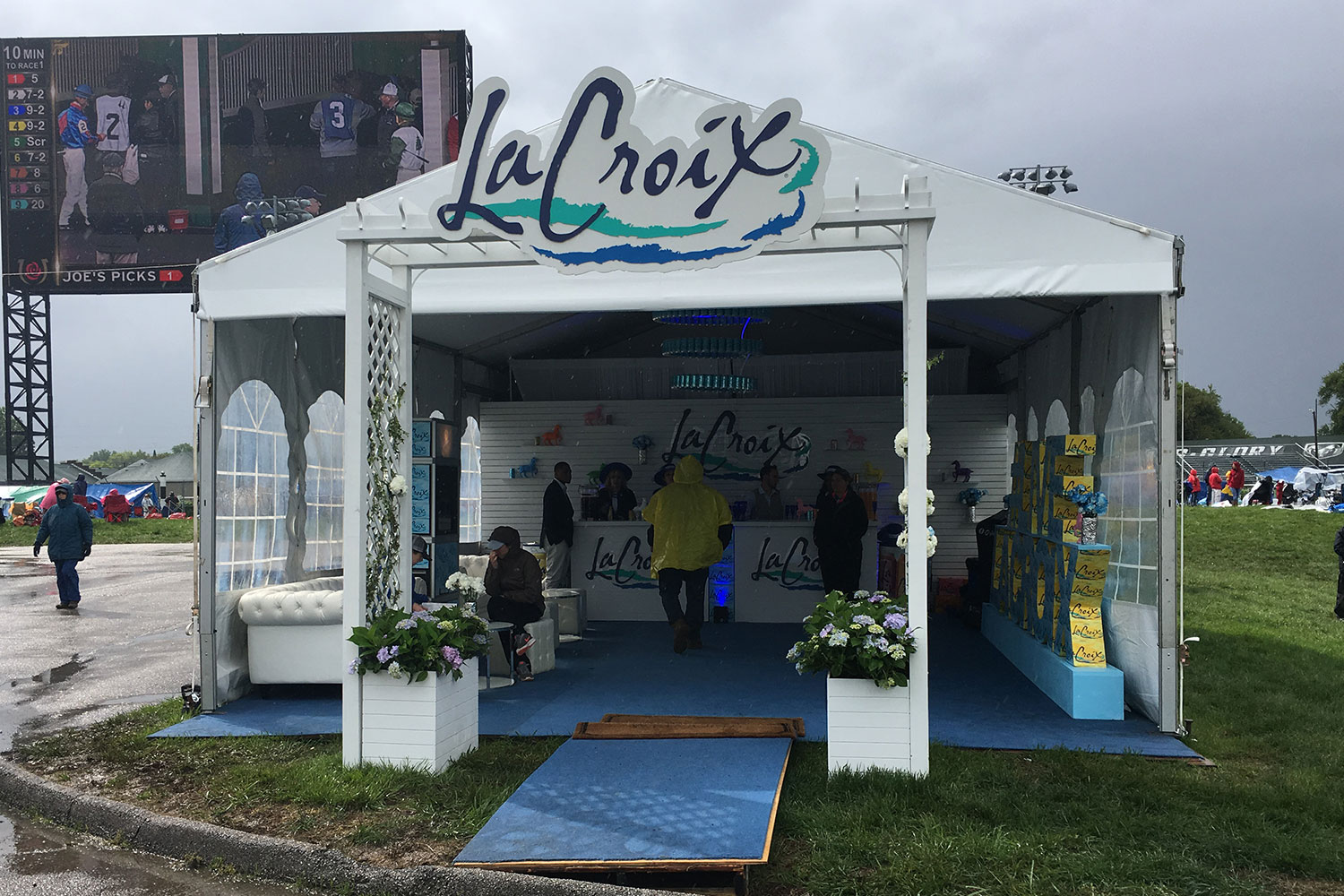 LACROIX KENTUCKY DERBY