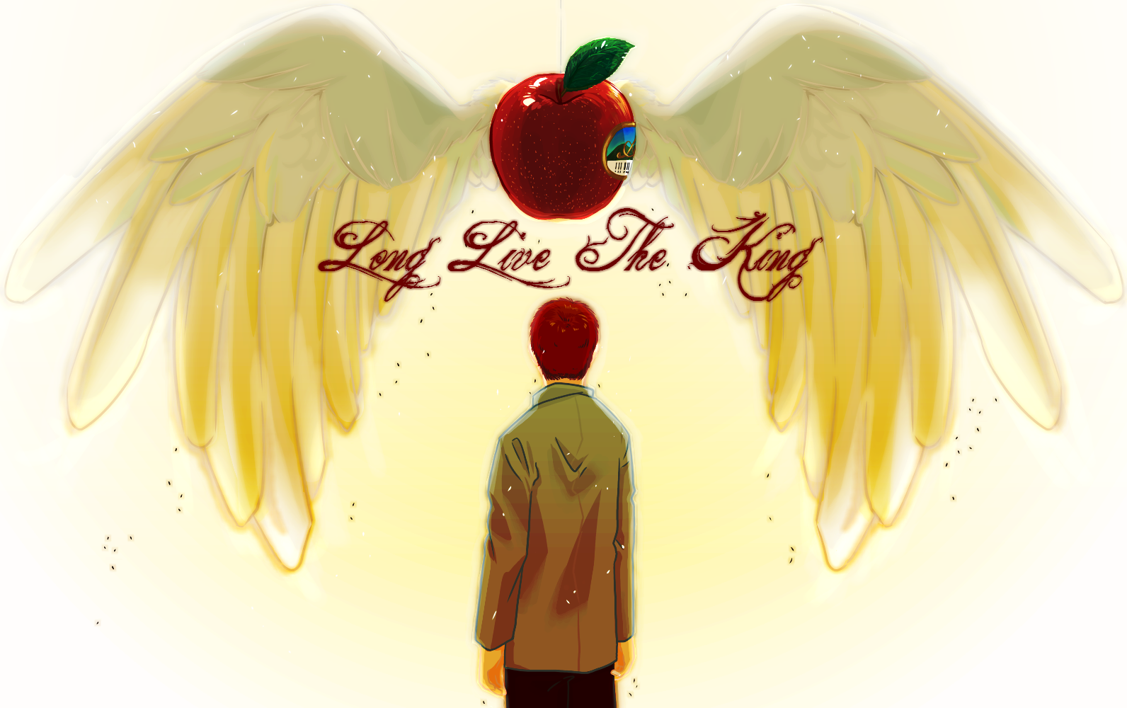 - Second Place: Long Live The Kingby surumerume