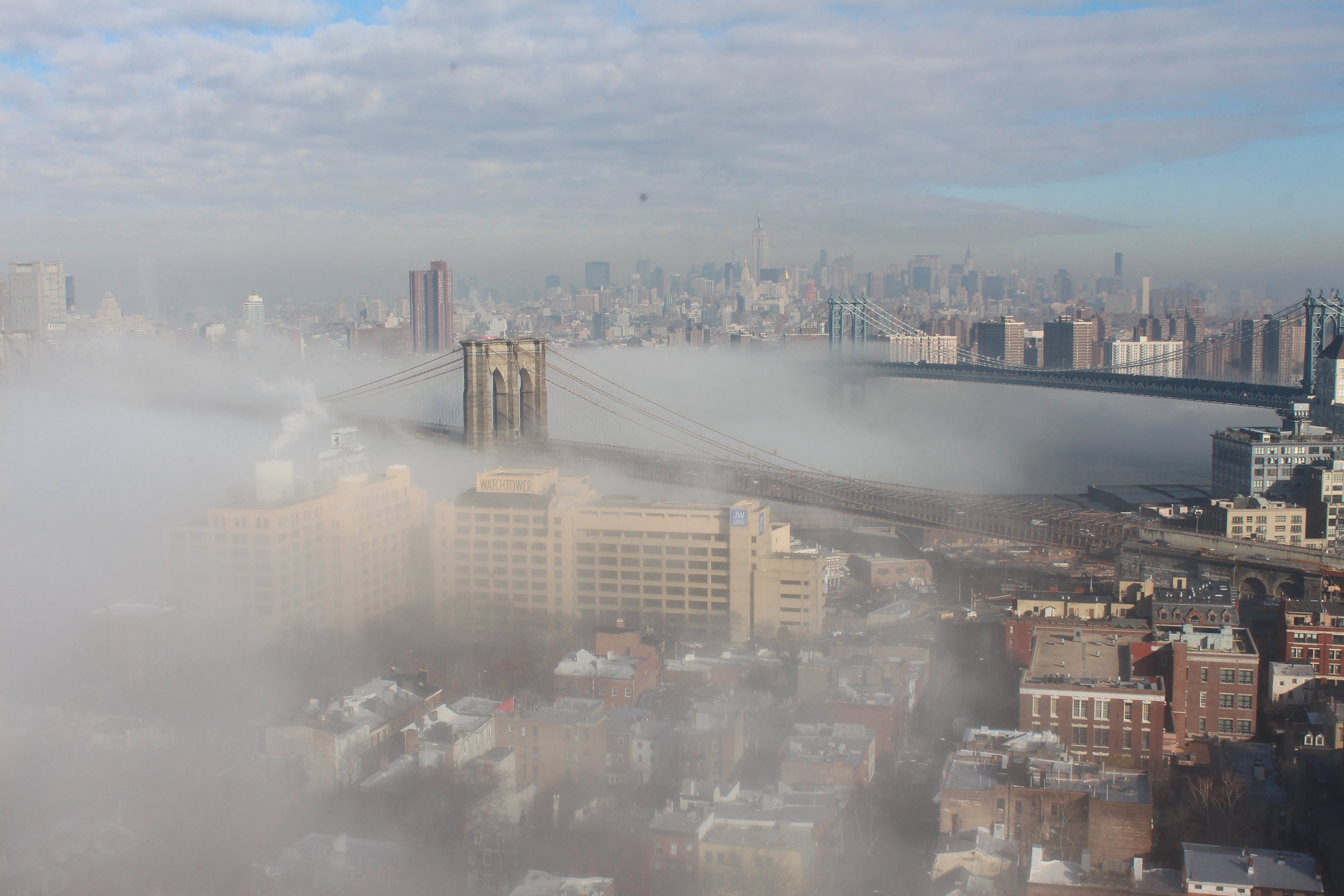 During a Polar Vortex and ice fog enveloped New York.1.JPG