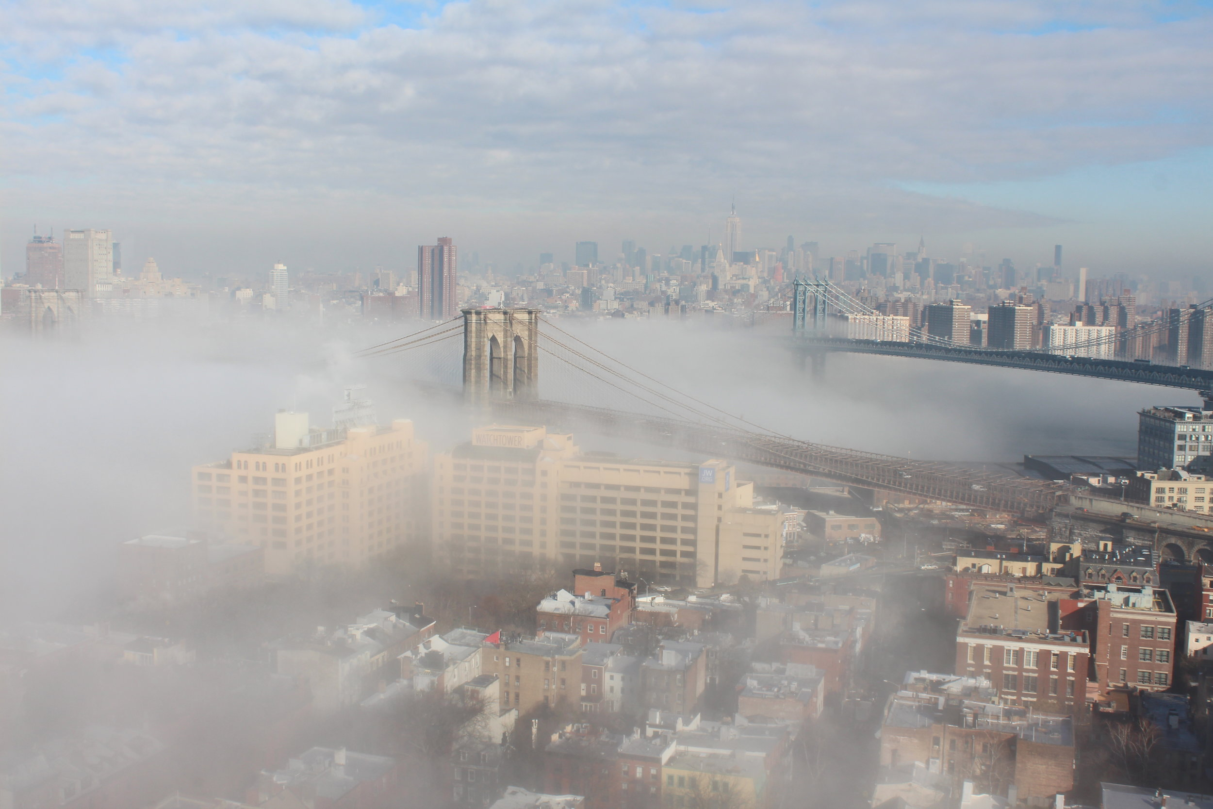 During a Polar Vortex and ice fog enveloped New York.2.JPG