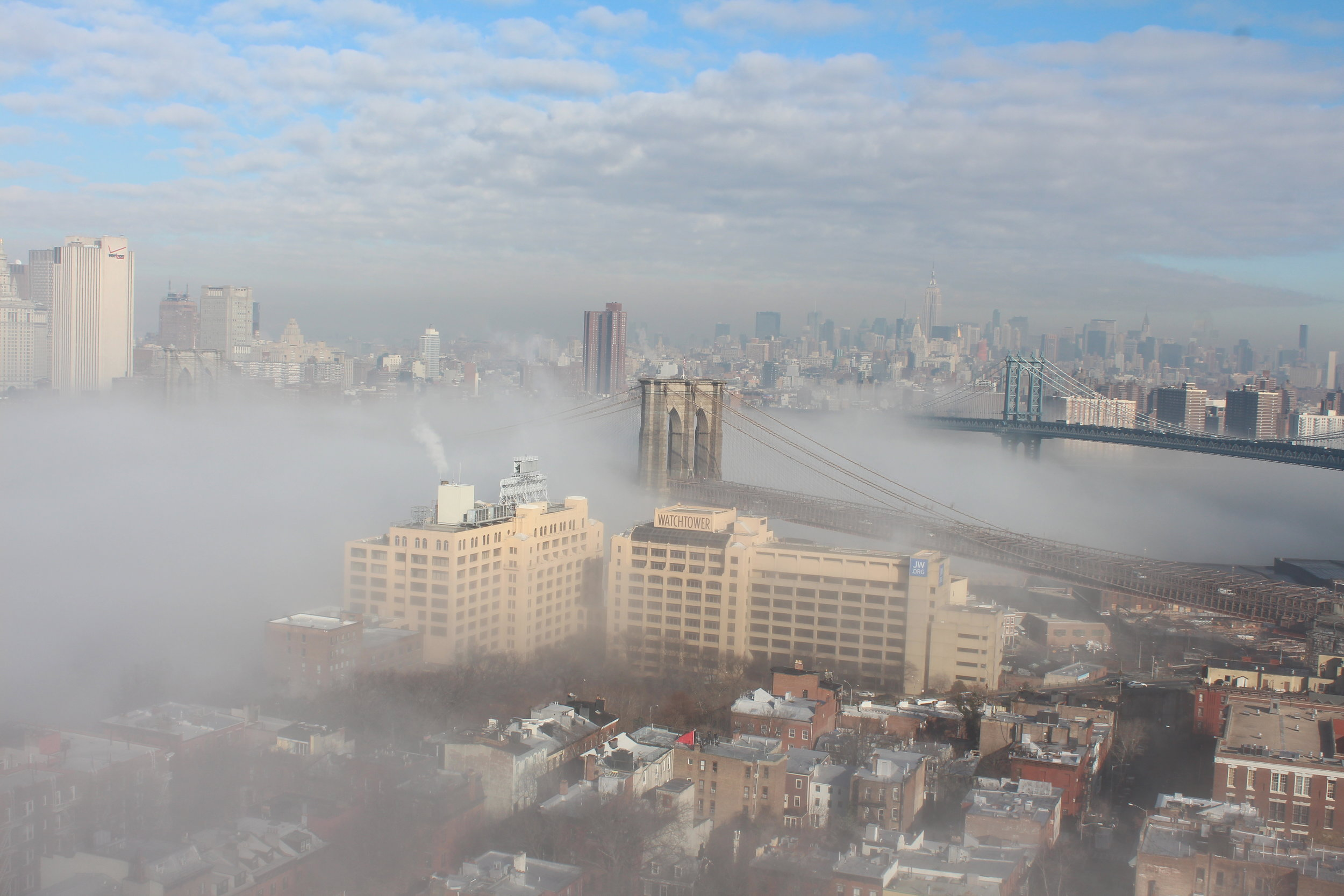 During a Polar Vortex and ice fog enveloped New York.3.JPG