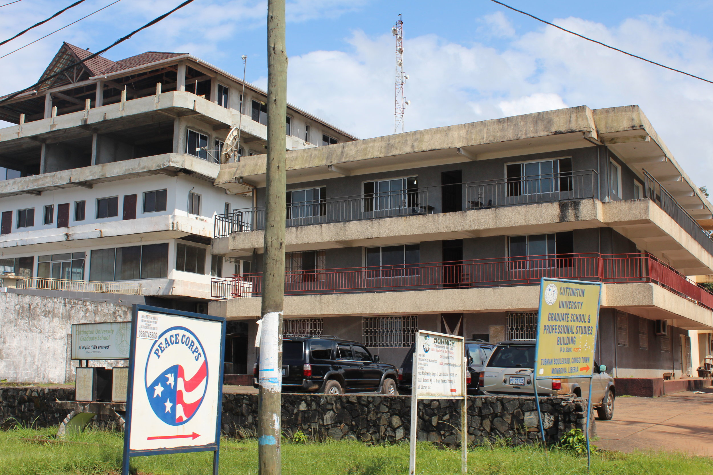 HQ of US Peace Corps in Liberia.JPG