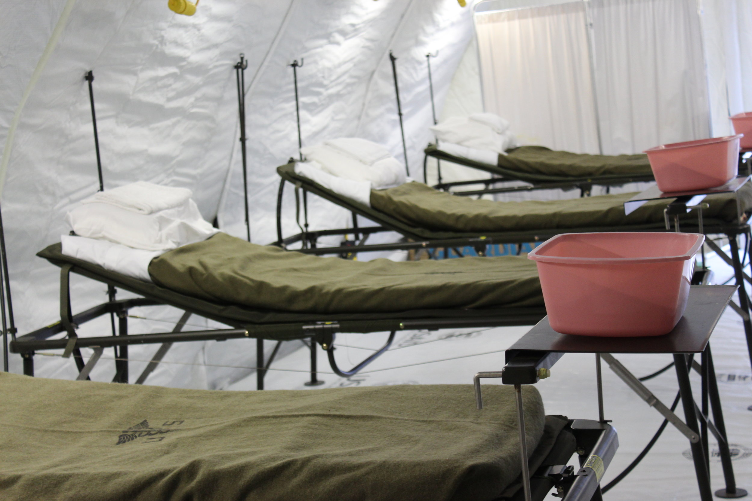 Inside an Ebla Treatment Unit built by the US Army.1.JPG