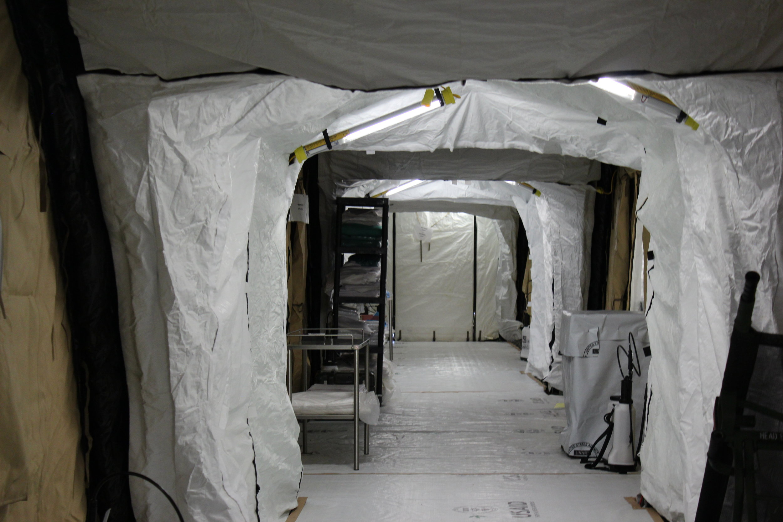 Inside an Ebla Treatment Unit built by the US Army.2.JPG