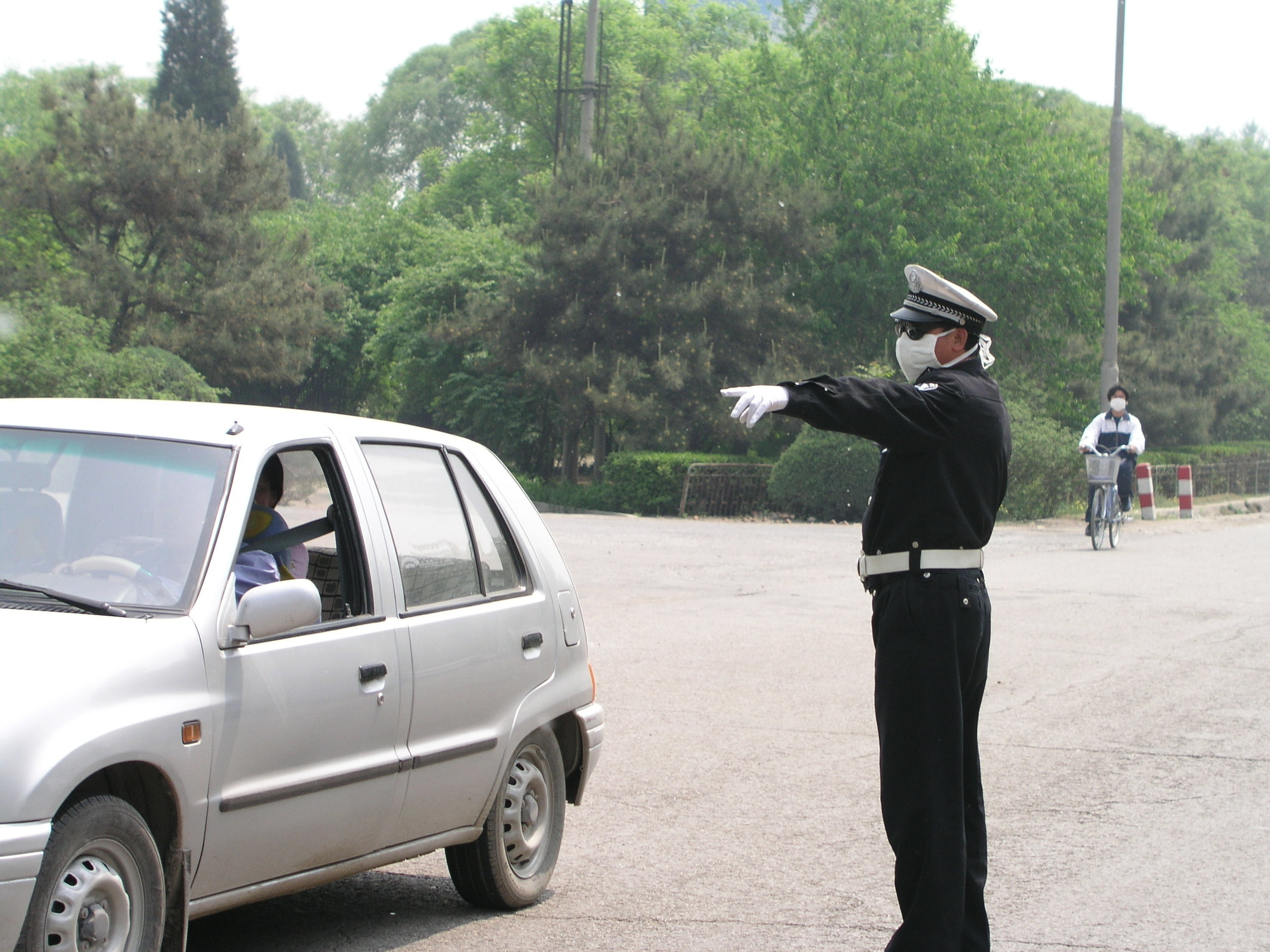 Eventually authorities stopped people fleeing Beijing if they had fevers or symptoms of SARS.14.JPG