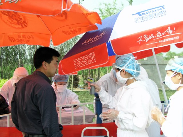 From Shanxi to Hubei to Beijing I saw the epidemic stopped by setting up fever stations, and forcing everybody who had a temp to go to a fever hospital.7.jpg