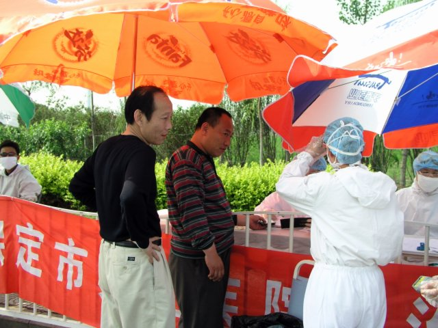From Shanxi to Hubei to Beijing I saw the epidemic stopped by setting up fever stations, and forcing everybody who had a temp to go to a fever hospital.9.jpg