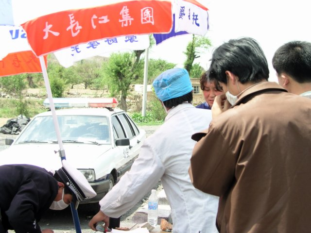 From Shanxi to Hubei to Beijing I saw the epidemic stopped by setting up fever stations, and forcing everybody who had a temp to go to a fever hospital.19.jpg