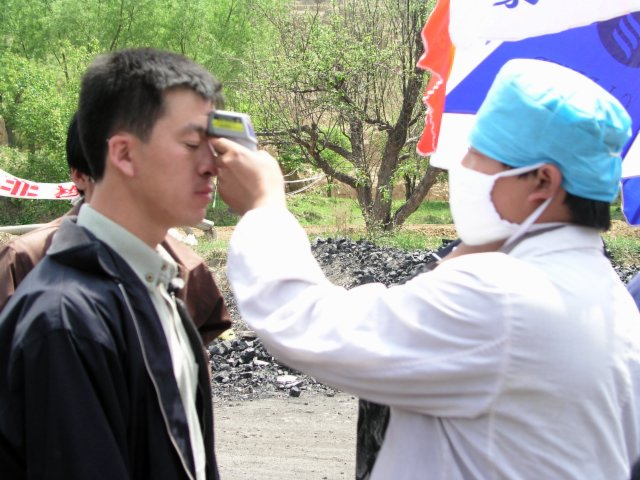 From Shanxi to Hubei to Beijing I saw the epidemic stopped by setting up fever stations, and forcing everybody who had a temp to go to a fever hospital.28.jpg