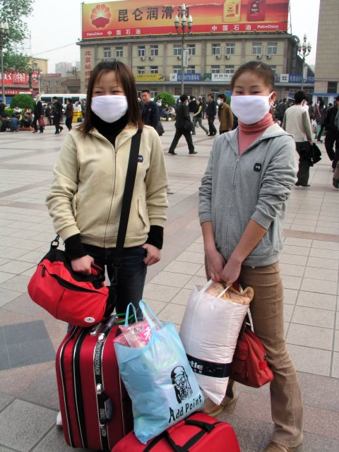 On April 20, 2003 the government admitted it had SARS in Beijing & over next 36 hours 250,000 people fled the city, taking the virus nationwide.2.jpg