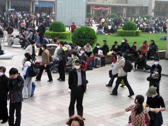 On April 20, 2003 the government admitted it had SARS in Beijing & over next 36 hours 250,000 people fled the city, taking the virus nationwide.7.jpg
