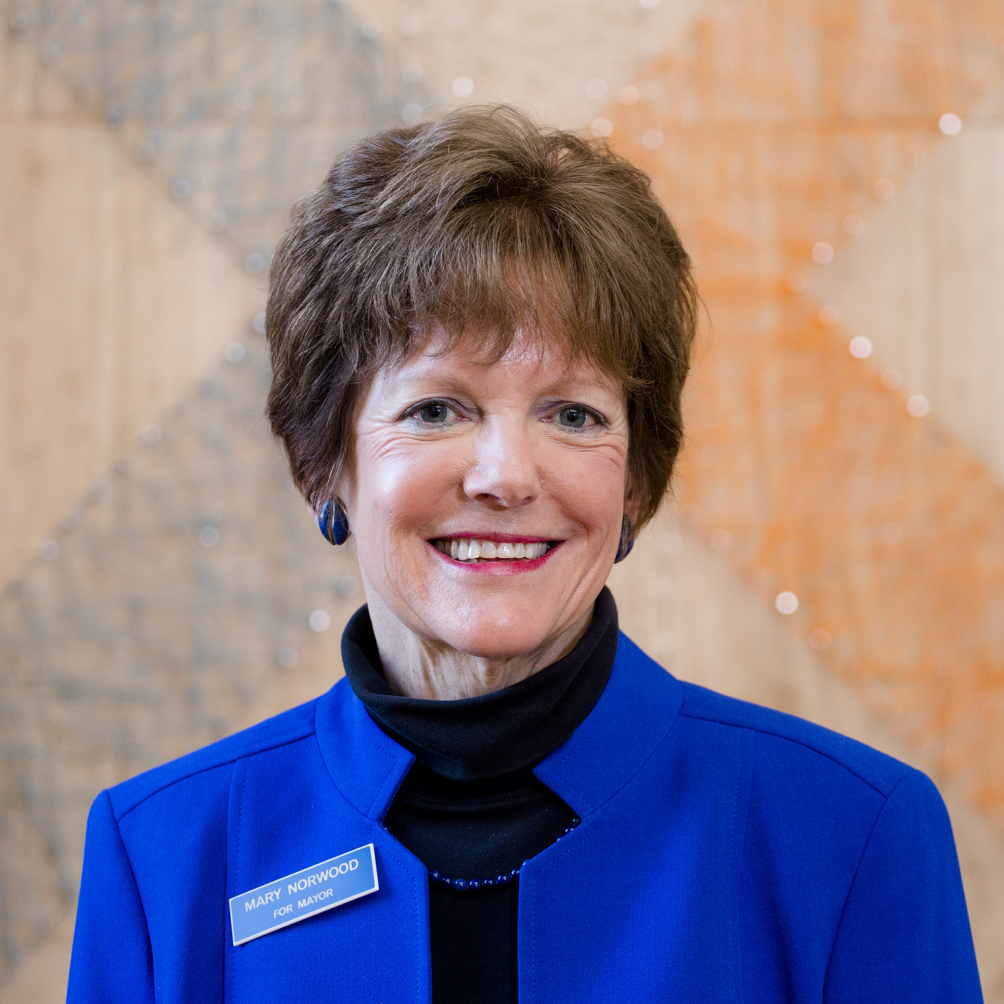 - On March 7, Mary Norwood joined us for a 2017 #VoteLocal breakfast at the Center for Civic Innovation. As a current City Council member, Mary Norwood wants to put transparency and safety at the forefront of city hall.CURRENT POSITION:Atlanta City Council Member