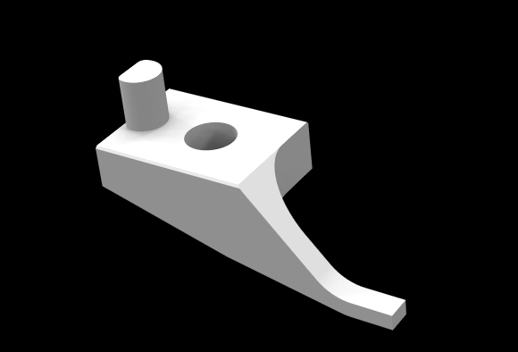 Model of Ejector