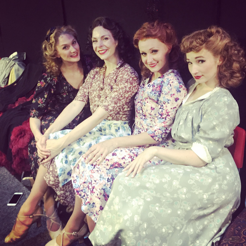 Ladies of Paris.