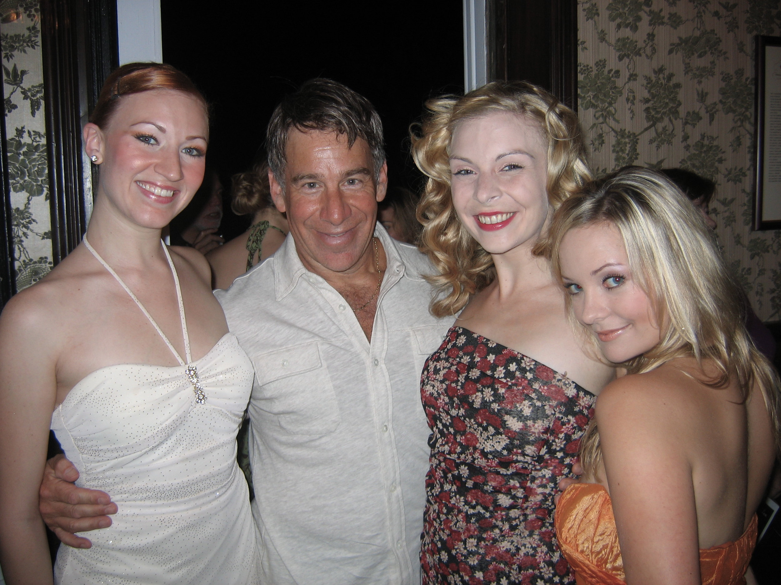 Opening night at Goodspeed, with the prolific Stephen Schwartz.
