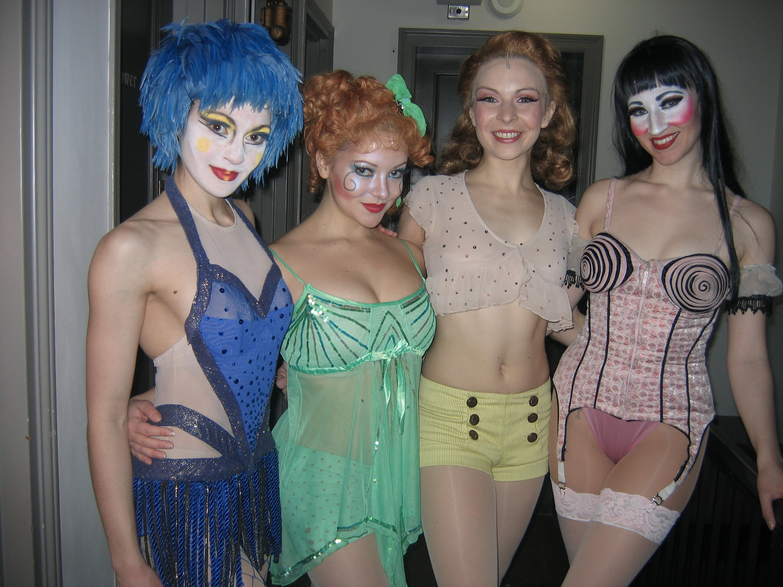 With Sara Antkowiak, Ashley Arcement, & Molly Tynes.