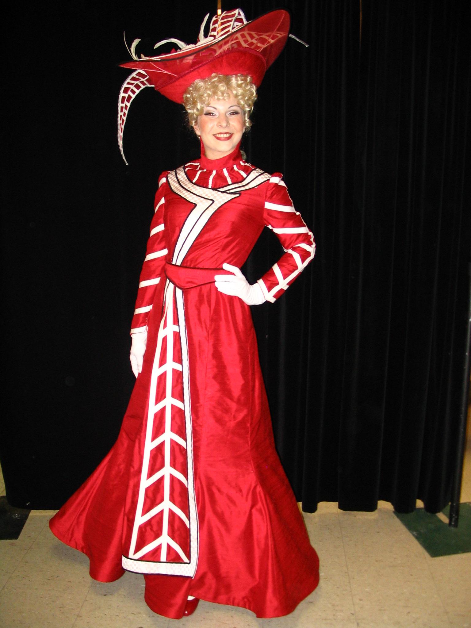 Hello Dolly! mini tour