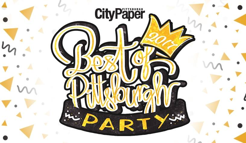 SIKES: Nominated for Best Local Hip-Hop Performer GREYWALKER: Nominated for Best Metal Band START THE BEAT: Nominated for Best Local Podcast BREWTAL BEER FEST: Nominated for Best Local Music Festival  PARTY WITH PITTSBURGH'S BEST You nominated. You voted. Now, you'll party. Grab your crowns and don't miss the chance to drink with winners from our annual Best Of Pittsburgh readers' poll.  BOOZE, BITES, & BEATS a.k.a. PARTY DETAILS - Food from some of the winning restaurants - Silent Disco with beats from DJ Selecta and DJ ADMC - Caricature Artist - GIF Booth - Live performance by DJ Get Nasty and the Pgh Circus Arts Collaborative - An art car to be a working art piece during the party courtesy of Ron Lewis Automotive - Two drink tickets + cash bar - Free admission and one free drink at our official after party at Element Nightclub  See you at Ace Hotel on October 19th. This event is 21+.  For more info, tickets, and getting involved please visit www.cpbestofparty.com.