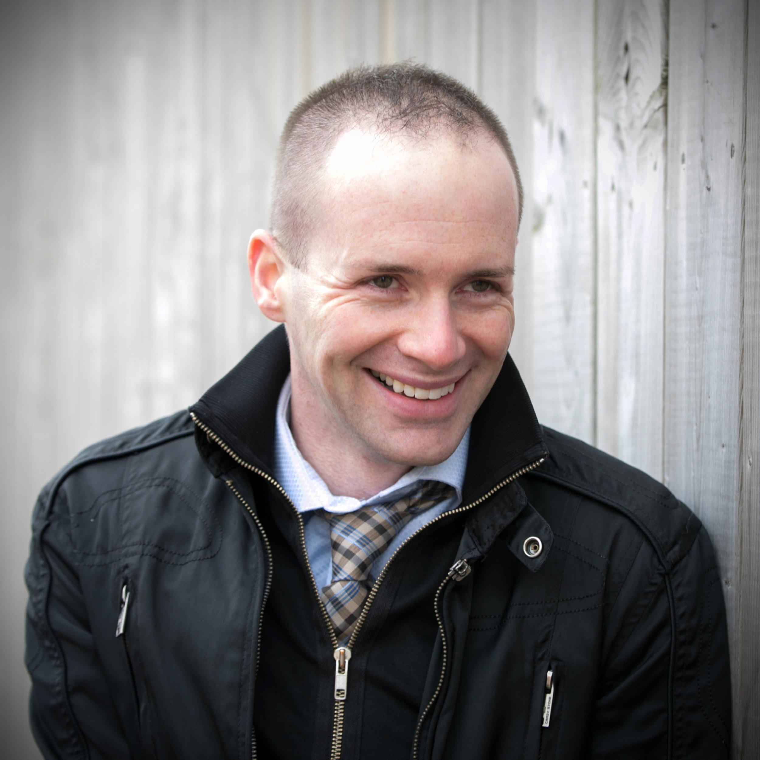 Chad Clark- Studio Assistant