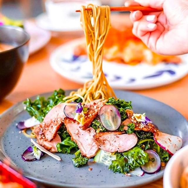 If you haven't already tried our DUCK TATAKI & CHA-SOBA, what are you waiting for? 😍 It's gorgeous and we guarantee it tastes just as good, if not better 😋 📸: @eatswithmarie . . . #meetmica #meetmicasydney #SydneyLocal #japaneseinspired #breakfast #brunch #Sydneyeats #Sydneyfood #Sydneyfoodblogger #foodstagram #foodphotography #food #foodies #foodblog #foodbloggers #foodgasm #foodporn #foodpics #instafood #instadaily #igersdaily #igdaily #igfood #potd #picoftheday