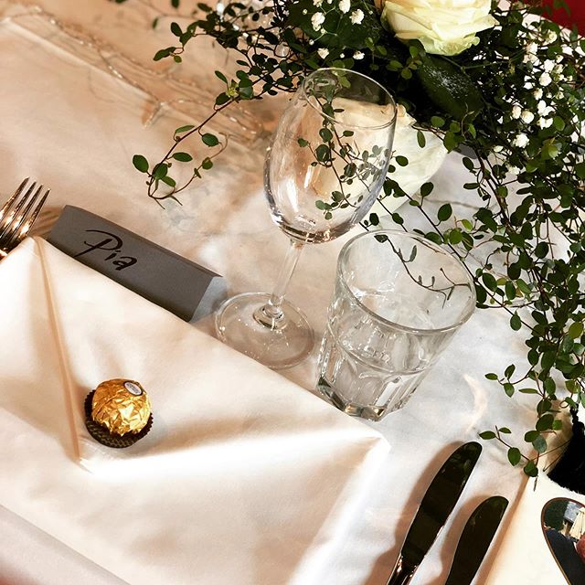 @cafekronhuset #cafekronhuset #kronhuset #kronhusbodarna #bröllop #jimlin4ever #event #fest #evenemang #trerätters