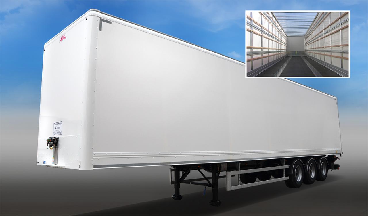 SDC-umpikori on kustannustehokas ja laadukas kuljetusratkaisu.